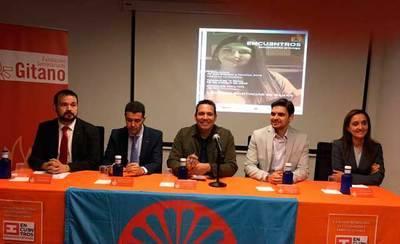 Serrano participa en el IV Encuentro Regional de Estudiantes Gitanos
