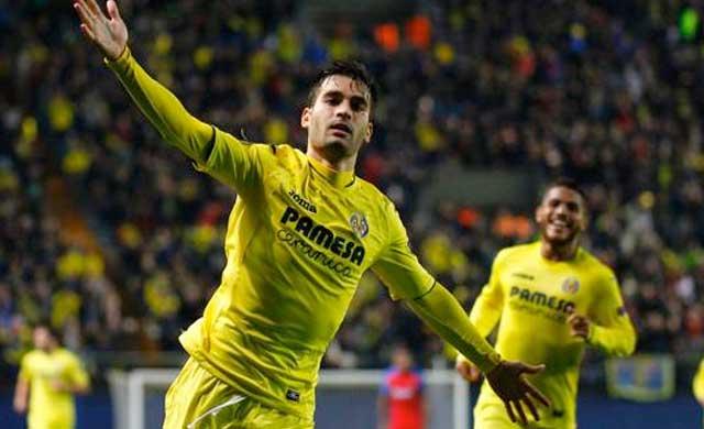 El talaverano Manu Trigueros, el héroe del Villarreal en la Europa League