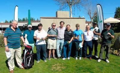 Palomarejos Golf acoge el Circuito TTG 2017 -'Race to Praga'