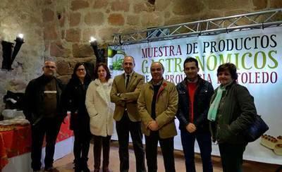 Gómez Arroyo participa en la 'Muestra Gastronómica de Oropesa'