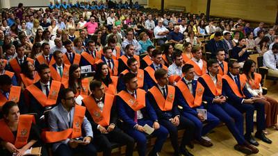 La Escuela de Ingeniería Industrial de Toledo estrena el Grado en Ingeniería Aeroespacial