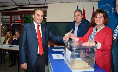 José Julián Gregorio, el candidato a presidir el PP de Toledo