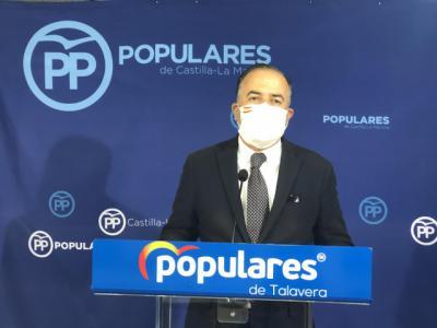 """Gregorio: """"La alcaldesa tira a la basura el esfuerzo con la plataforma logística"""""""