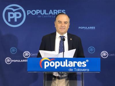 El PP propone un nuevo trazado de mercancías Talavera-Madrid