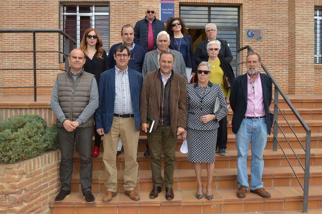 Gregorio asegura que con Sánchez en La Moncloa y Page en Castilla-La Mancha, comarcas como La Jara sufrirán otros cuatro años de abandono