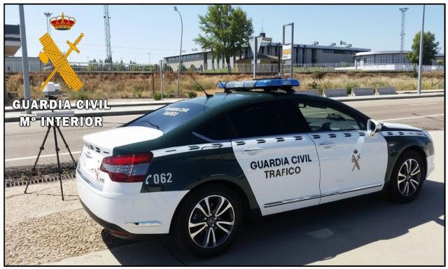 Investigado por circular a 192 kilómetros por hora en un tramo limitado a 90