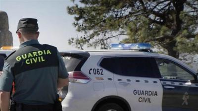 La Guardia Civil salva la vida a una mujer que había sufrido un ataque epiléptico en la autovía
