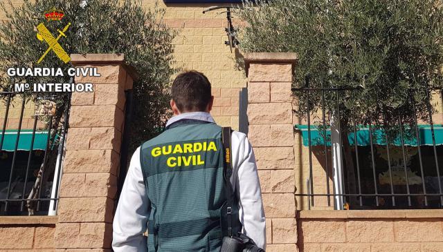ROBO CON VIOLENCIA | Cuatro personas detenidas en un pueblo de Toledo