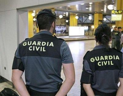 Casi 5.000 personas se examinan este fin de semana para entrar en la Guardia Civil