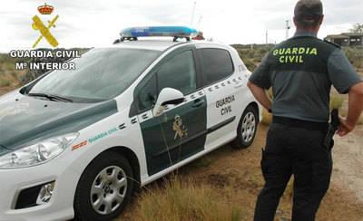 Investigan el hallazgo de restos humanos en una finca de Albacete
