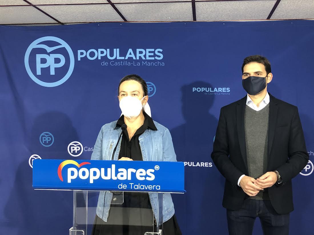 """Guarinos: """"Page deja pasar las oportunidades para Talavera y su comarca"""""""