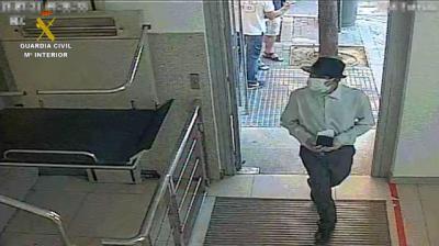 Nueve detenidos por robar en bancos de la provincia de Toledo