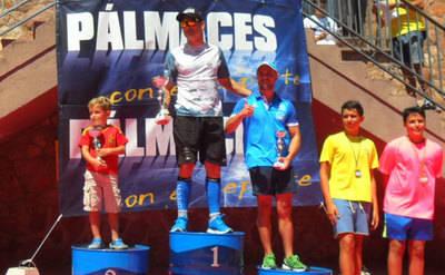Nueva victoria del nadador talaverano Rubén Gutiérrez en Guadalajara