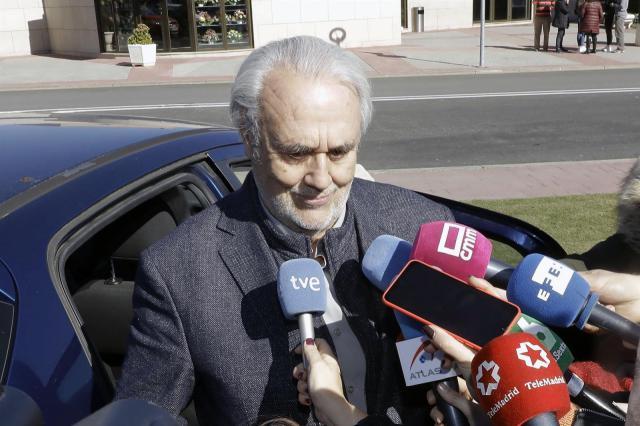 El director de cine Gutiérrez Aragón.