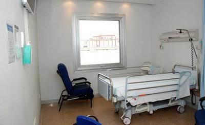 El Hospital de Talavera habilita habitaciones individuales