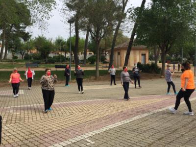 CLM inicia el programa 'Hábitos saludables al aire libre'