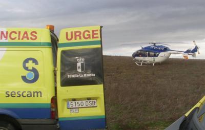 Helicóptero medicalizado | Archivo | JCCM