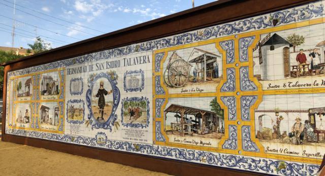 La Hermandad de San Isidro de Talavera rendirá homenaje a las víctimas del Covid