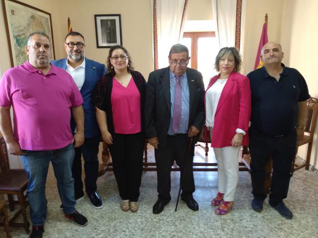 Tomás Natanael Estrada, reelegido alcalde de Herreruela de Oropesa