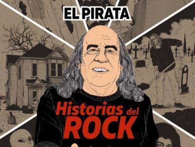 El Pirata te trae las 'Historias del Rock: leyendas, cuentos y mitos alucinantes'