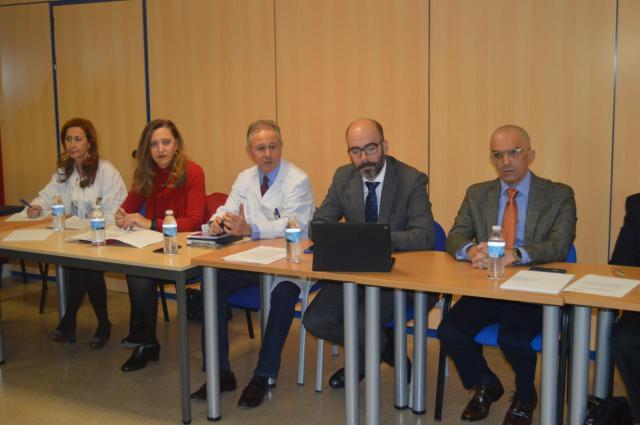 El Hospital de Talavera acoge la primera reunión del Observatorio de la Violencia del SESCAM