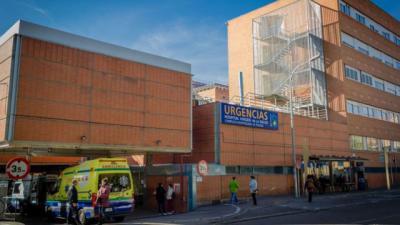 TRABAJADOR DEL HOSPITAL | En coma irreversible al golpearse la cabeza tras un resbalón en Toledo