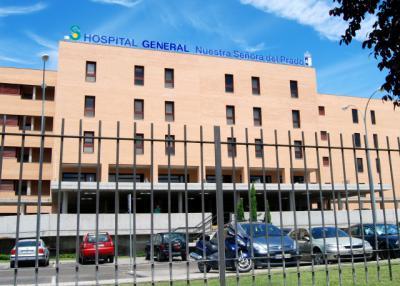 COVID | 73 ingresados y 8 en UCI en el Hospital de Talavera