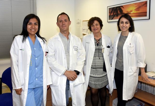 El Hospital de Talavera, autosuficiente en el manejo integral del cáncer de mama con una novedosa técnica
