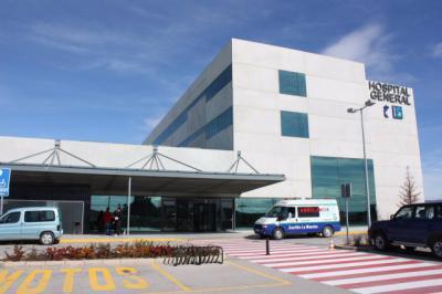 Hospital de Almansa | JCCM | Archivo