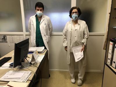 PANDEMIA| El Hospital de Toledo habilita una consulta de alta resolución para pacientes con alta hospitalaria