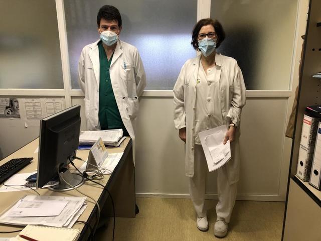 PANDEMIA  El Hospital de Toledo habilita una consulta de alta resolución para pacientes con alta hospitalaria