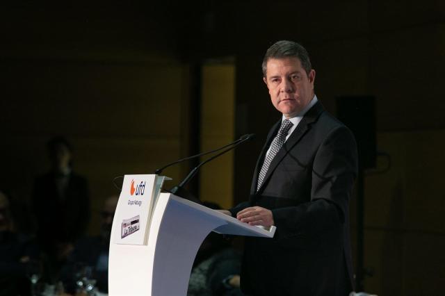 El presidente de la Junta.