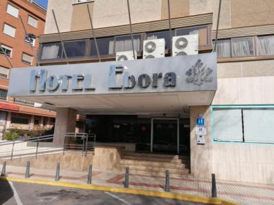 ECONOMÍA | El talaverano Hotel Ebora cierra temporalmente por el COVID