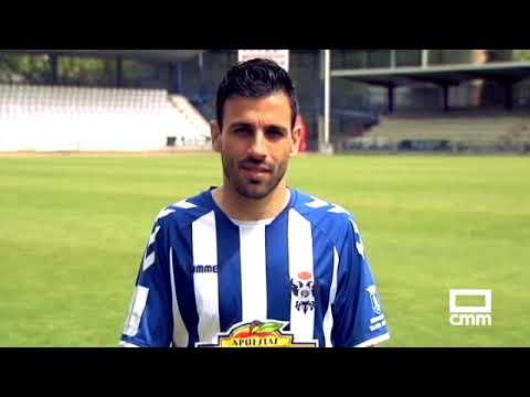 'Melchor' del CF Talavera conquista el Balón de Oro de CLM
