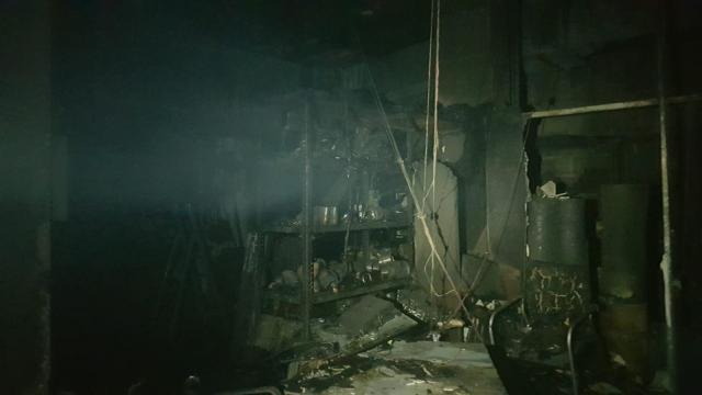 La alcaldesa de Trillo apunta que los daños en el balneario no son importantes: