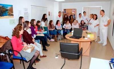Unas 250 personas han participado en los 'Talleres de Ictus' del Hospital
