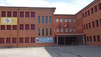 TALAVERA   El IES Puerta de Cuartos también será sede de la EVAU