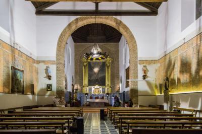 La parroquia de San Andrés de Talavera de la Reina