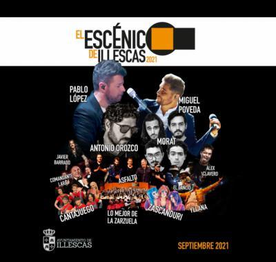 """""""El Escénico de Illescas"""" llegará el próximo mes de septiembre"""