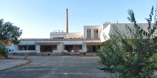 TALAVERA   Nuevo paso para reactivar el antiguo solar de la fábrica ILTA