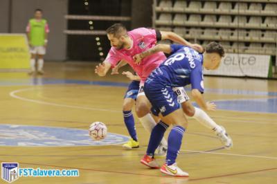 El Soliss FS Talavera cae ante un Bisontes Castellón que le volteó el marcador