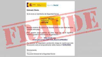ESTAFA | Alertan de un timo que utiliza a la Seguridad Social para
