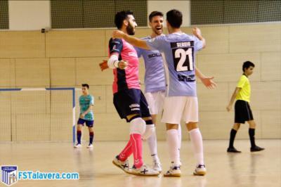 El Soliss FS Talavera supera al filial del Barça