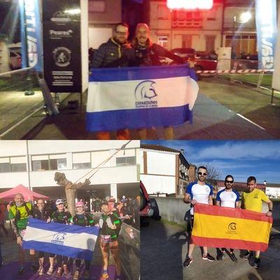 Espartanos Talavera, en Lugo y Cervera de los Montes