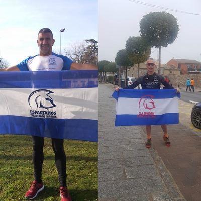 Espartanos Talavera, en Colmenar de Arroyo y Plasencia