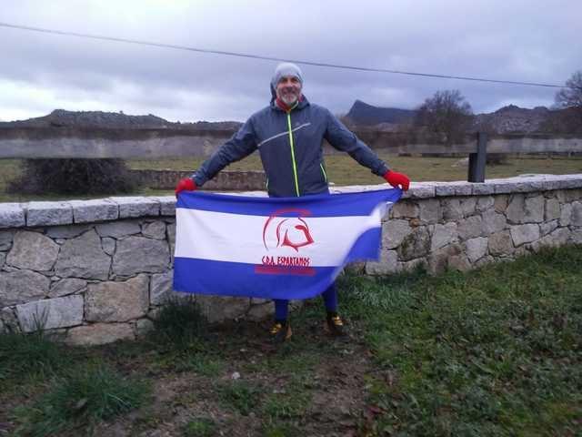 "El espartano Jarapo en la ""Genaro Trail"""