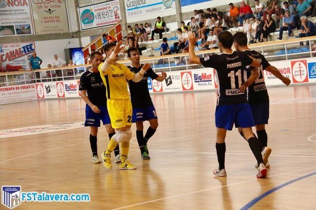 El Soliss FS Talavera se abona a las remontadas y vence en Noia