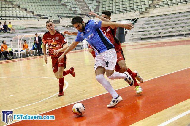VÍDEO | El Soliss FS Talavera pierde con polémica en el último segundo