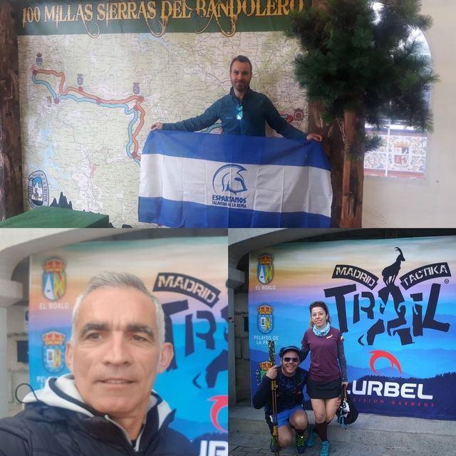 Cadiz y Madrid, citas para Espartanos Talavera