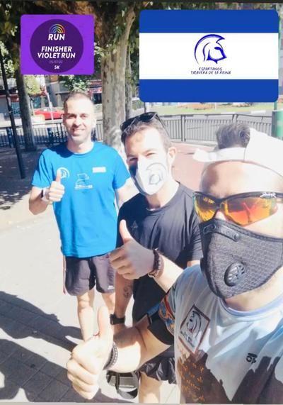 ATLETISMO | Ni el calor puede con Espartanos Talavera